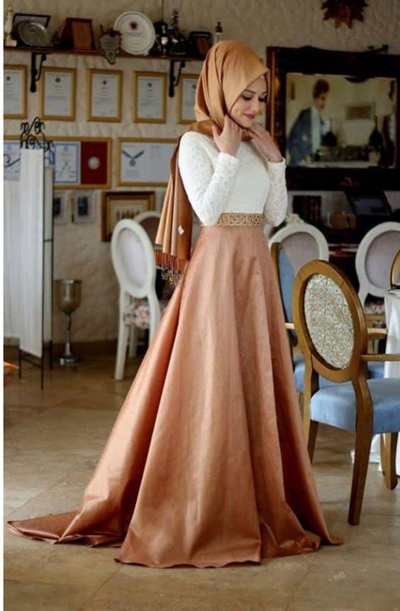 Ucuz Tesettür Abiye Kıyafetleri ve Modelleri 2 - Ucuz Tesettür Abiye Kıyafetleri ve Modelleri