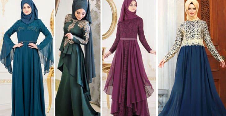 Ucuz Tesettür Abiye Kıyafetleri ve Modelleri 5 - Ucuz Tesettür Abiye Kıyafetleri ve Modelleri