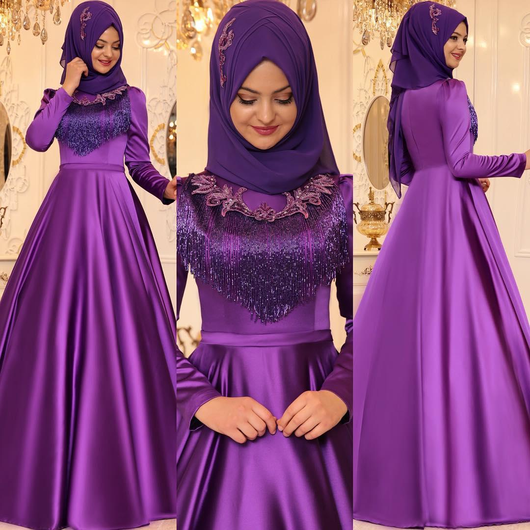 2018 tesettür modası 2 - Tesettür Abiye Elbise Mağazaları