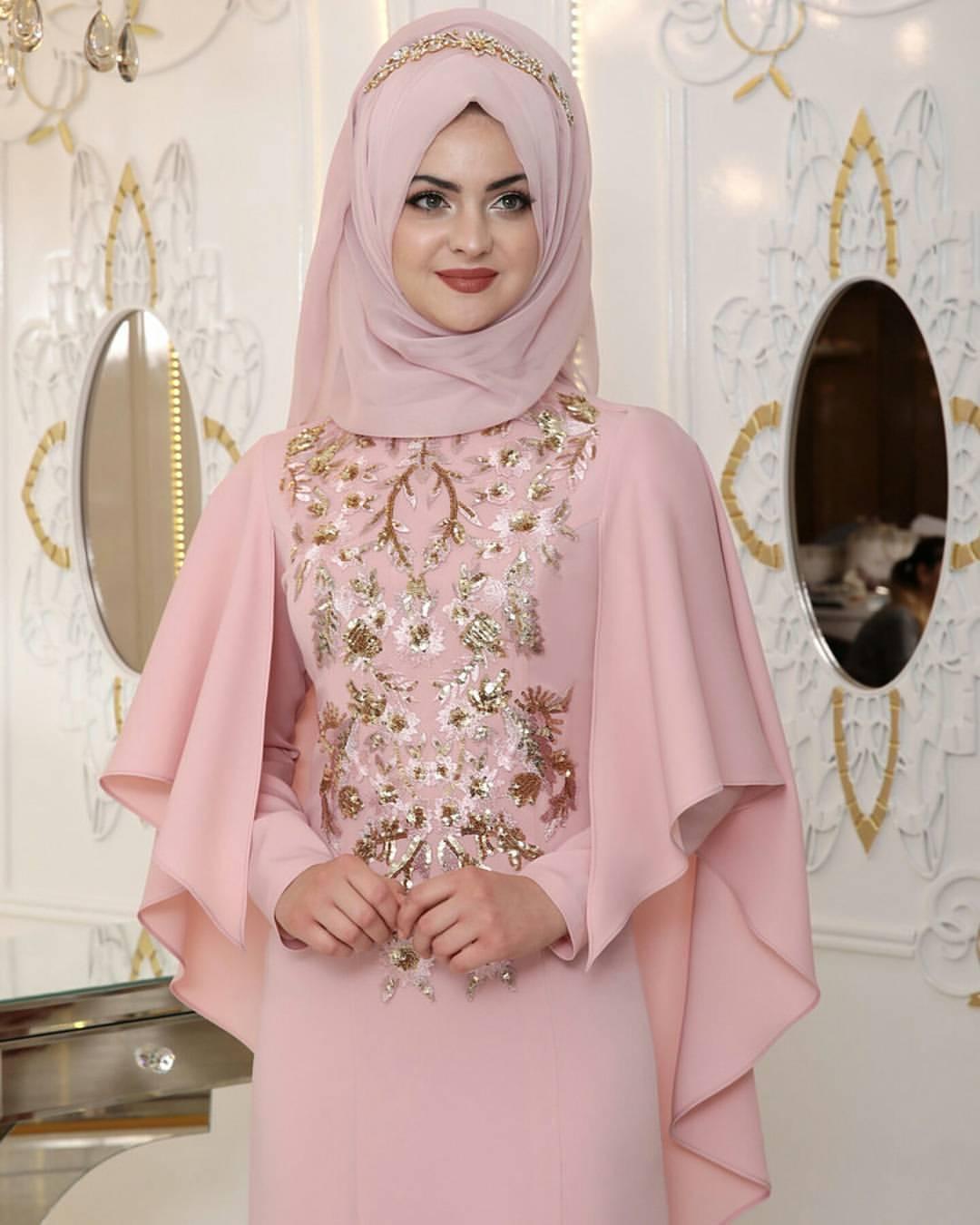 Pinarsems Abiye Modelleri 12 - Tesettür Abiye Elbise Mağazaları