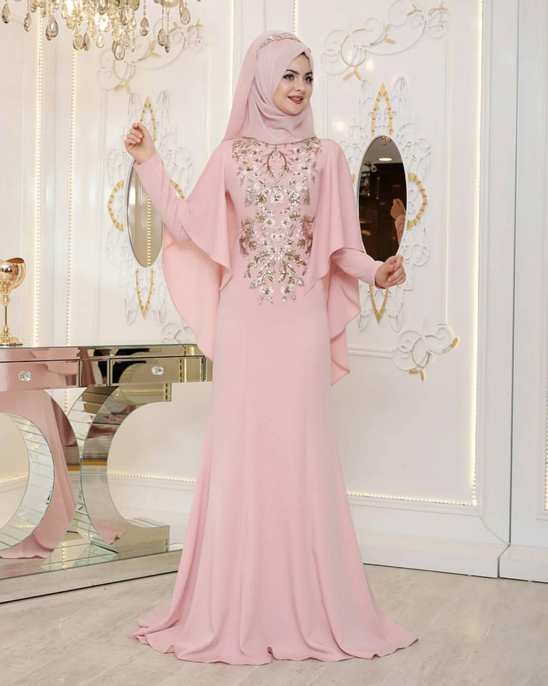 Pinarsems Abiye Modelleri 13 - En Şık Pınar Şems Tesettür Abiye Elbise Modelleri