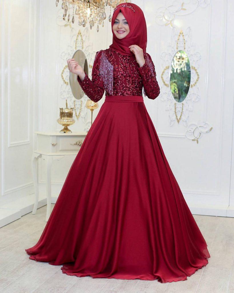 Pinarsems Abiye Modelleri 39 819x1024 - 2018 En Yeni Pınar Şems Abiye Elbise Modelleri