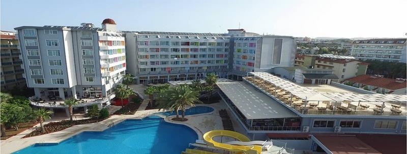 2018 En İyi Muhafazakar Oteller Club Hotel Karaburun - 2018 En İyi Muhafazakar Oteller