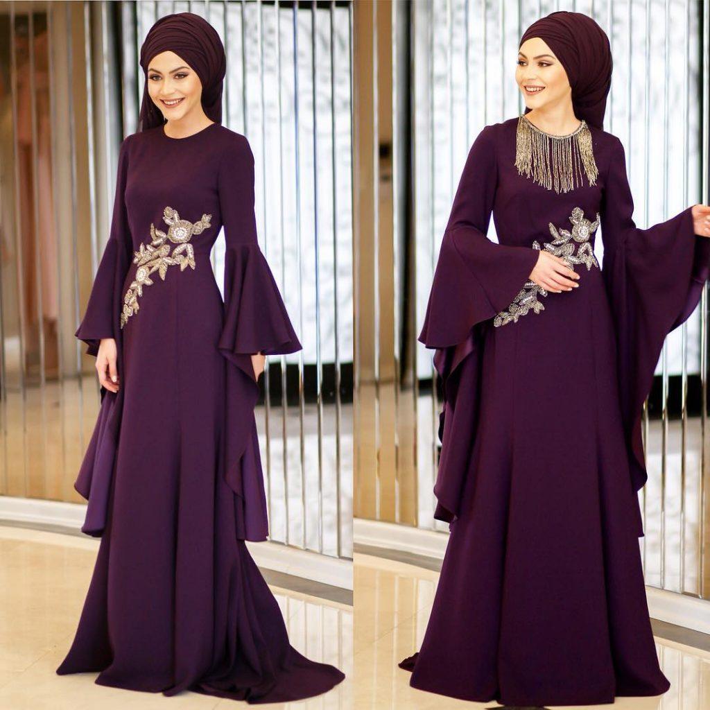 2018 En Guzel Tesettur Abiye Elbiseleri 10 1024x1024 - 2018 En Güzel Tesettür Abiye Elbiseleri