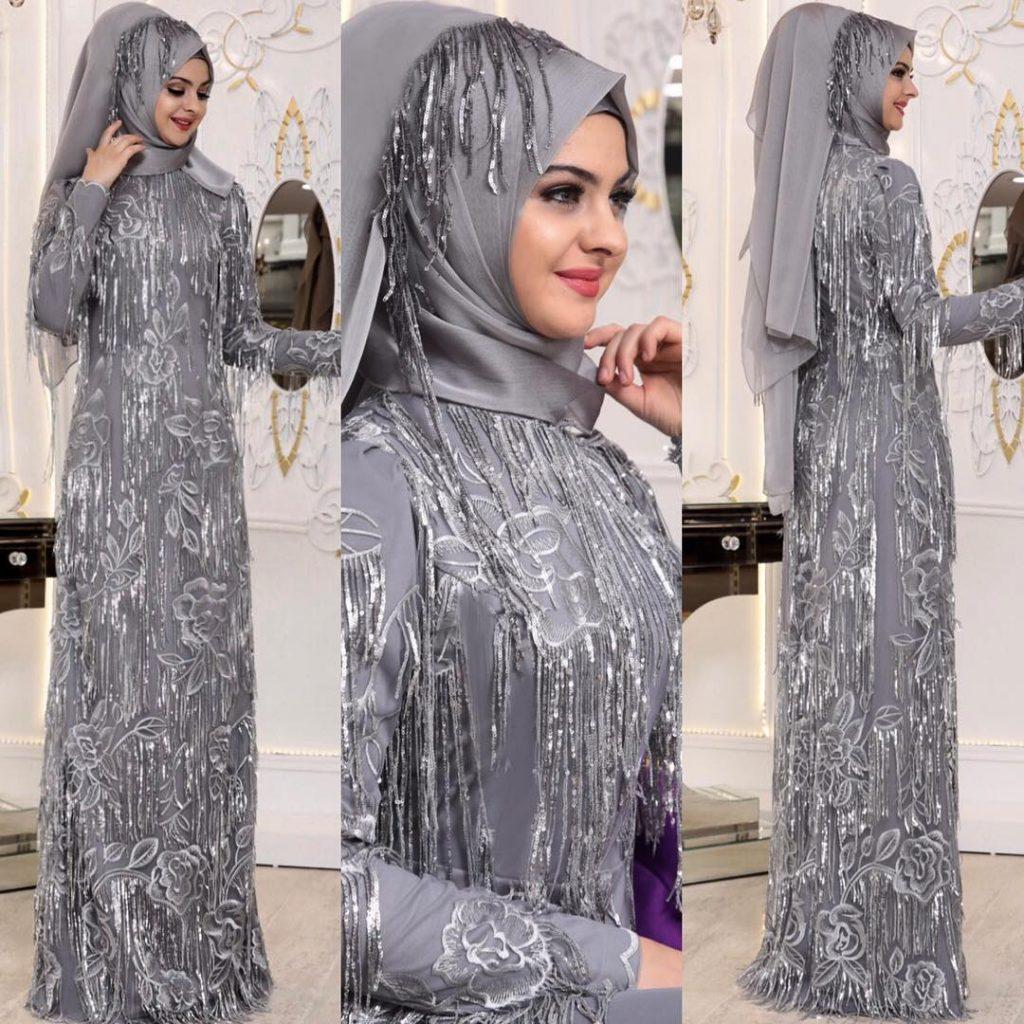 2018 En Guzel Tesettur Abiye Elbiseleri 5 1024x1024 - 2018 En Güzel Tesettür Abiye Elbiseleri