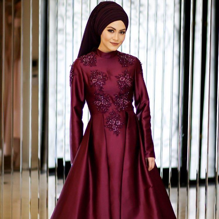 2018 En Guzel Tesettur Abiye Elbiseleri - 2018 En Güzel Tesettür Abiye Elbiseleri