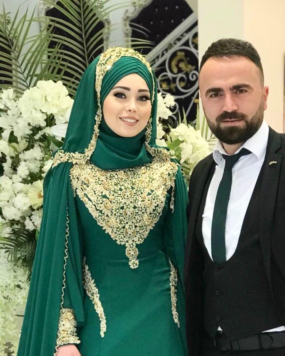 2018 Kına Elbisesi Modelleri - 2018 Bindallı Kına Elbisesi Modelleri