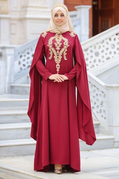 2018 Sedanur.com Tesettur Abiye Elbise Modelleri 1 - 2018 En Güzel Tesettür Abiye Elbiseleri