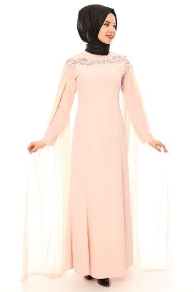2018 Sedanur.com Tesettur Abiye Elbise Modelleri 10 - 2018 En Güzel Tesettür Abiye Elbiseleri