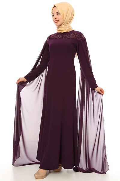 2018 Sedanur.com Tesettur Abiye Elbise Modelleri 11 - 2018 En Güzel Tesettür Abiye Elbiseleri