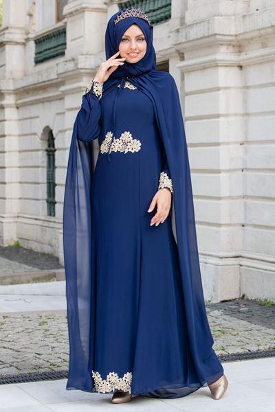 2018 Sedanur.com Tesettur Abiye Elbise Modelleri 2 - 2018 En Güzel Tesettür Abiye Elbiseleri