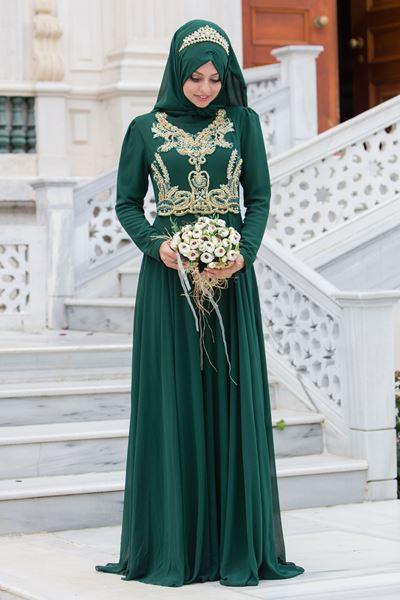 2018 Sedanur.com Tesettur Abiye Elbise Modelleri 3 - 2018 En Güzel Tesettür Abiye Elbiseleri