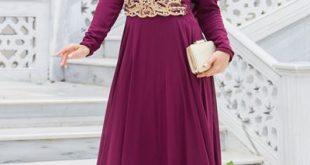 2018 Sedanur.com Tesettur Abiye Elbise Modelleri 4