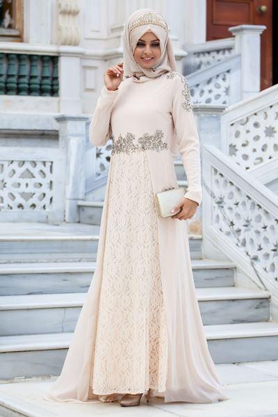 2018 Sedanur.com Tesettur Abiye Elbise Modelleri 6 - 2018 En Güzel Tesettür Abiye Elbiseleri