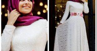 2018 Tesettur Nikah Elbiseleri 1