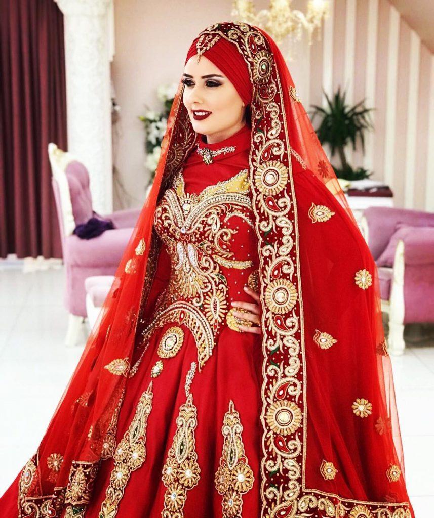 Bindallı Modelleri 857x1024 - En Güzel Kına Abiye Elbise Trendleri