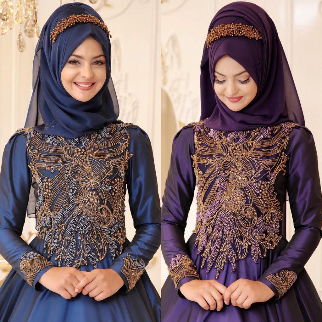 En Ucuz 2018 Abiye Elbise Modelleri 1024x1024 - 2018 En Güzel Tesettür Abiye Elbiseleri