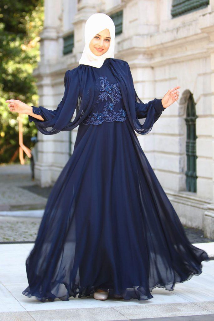 En Ucuz Sedanur Abiye Elbise Modelleri 1 683x1024 - 2018 En Ucuz Sedanur.com Tesettür Abiye Elbise Modelleri