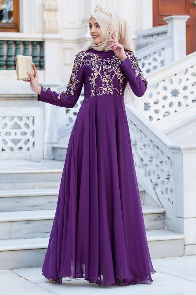 En Ucuz Sedanur Abiye Elbise Modelleri 5 683x1024 - 2018 En Ucuz Sedanur.com Tesettür Abiye Elbise Modelleri
