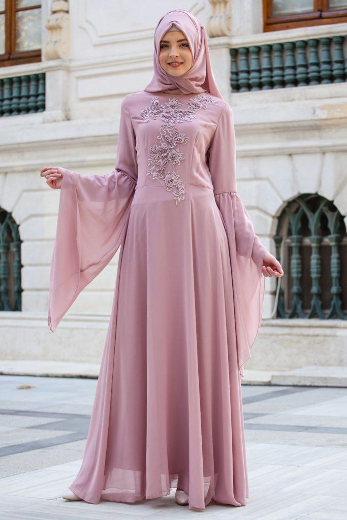 En Ucuz Sedanur Abiye Elbise Modelleri 6 683x1024 - 2018 En Ucuz Sedanur.com Tesettür Abiye Elbise Modelleri