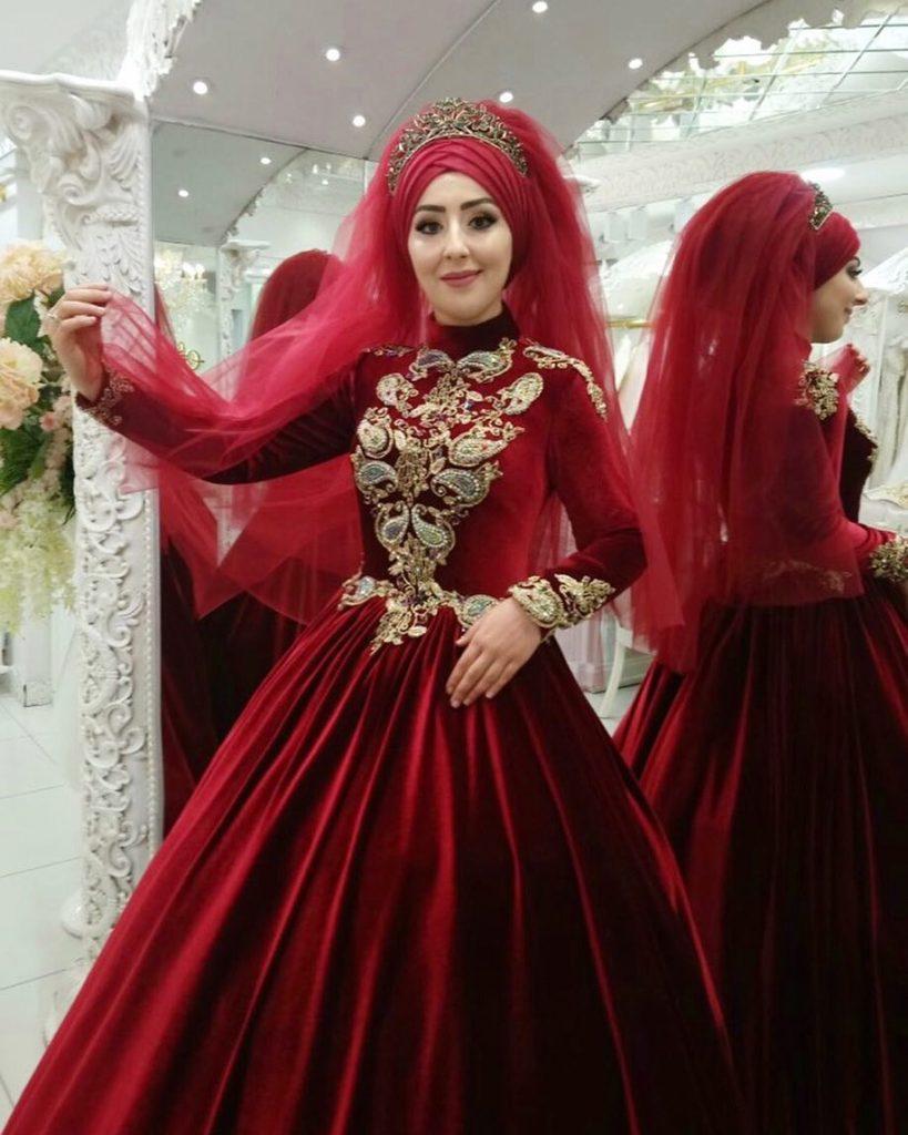 Kına Elbisesi Modelleri