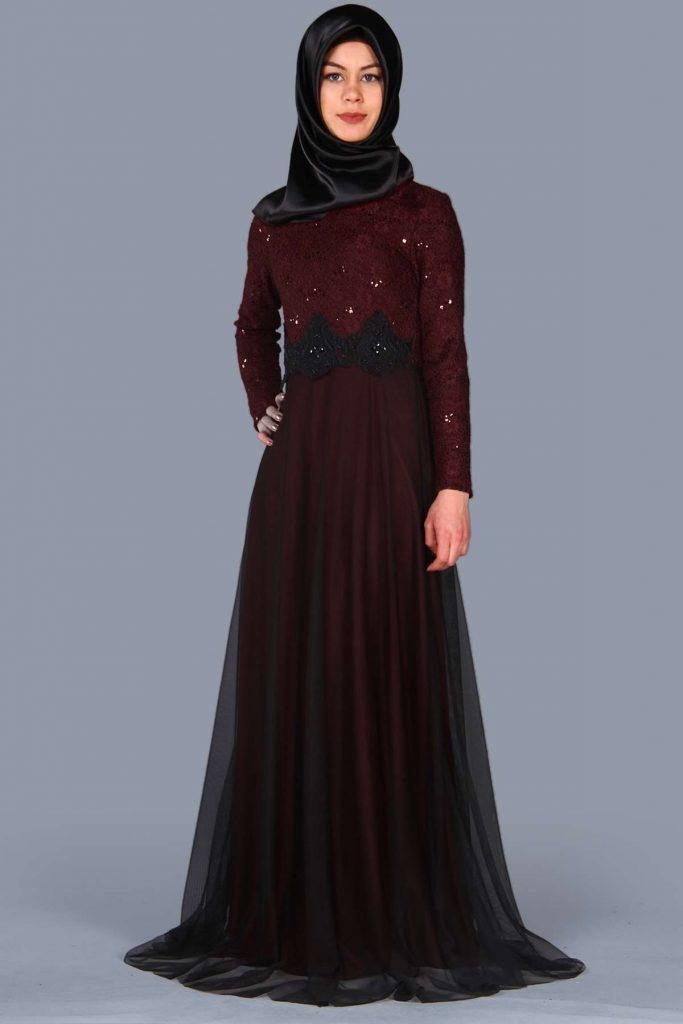 Patirti.com 1 Tl Urunler Pul islemeli 683x1024 - En Şık Patirti.com Tesettür Abiye Elbise Modelleri