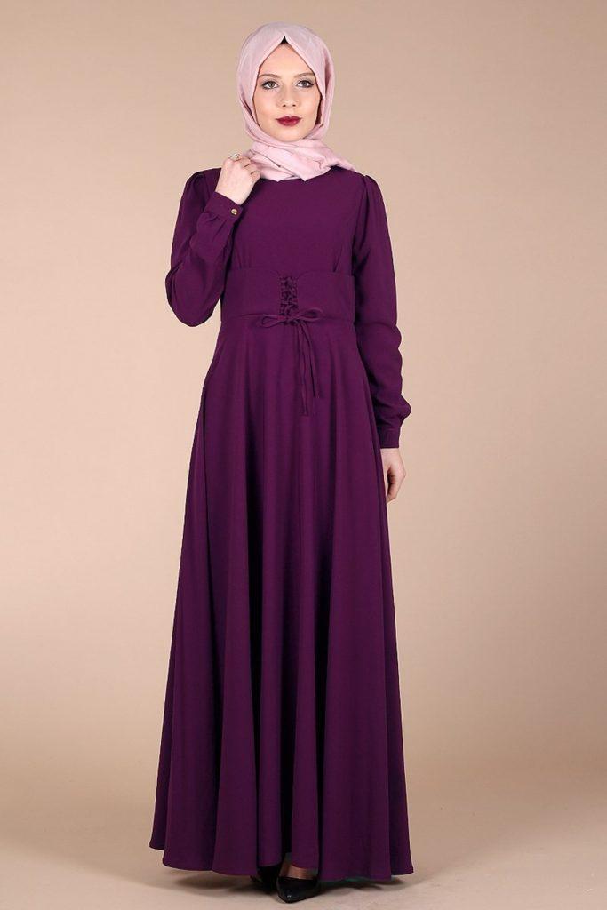 Patirti.com Tesettur Abiye 1 683x1024 - En Şık Patirti.com Tesettür Abiye Elbise Modelleri