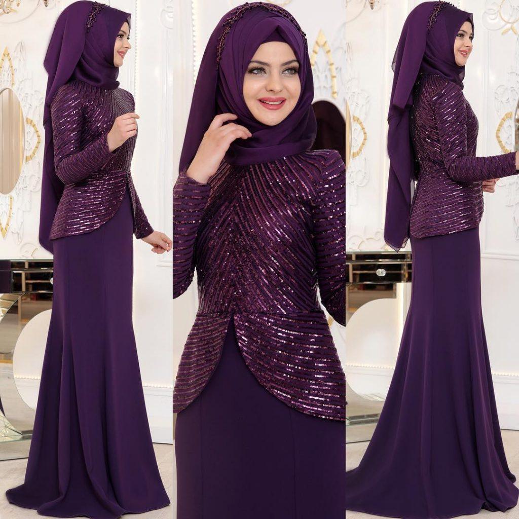 Sade Abiyeler 1024x1024 - 2018 En Yeni Pınar Şems Abiye Elbise Modelleri