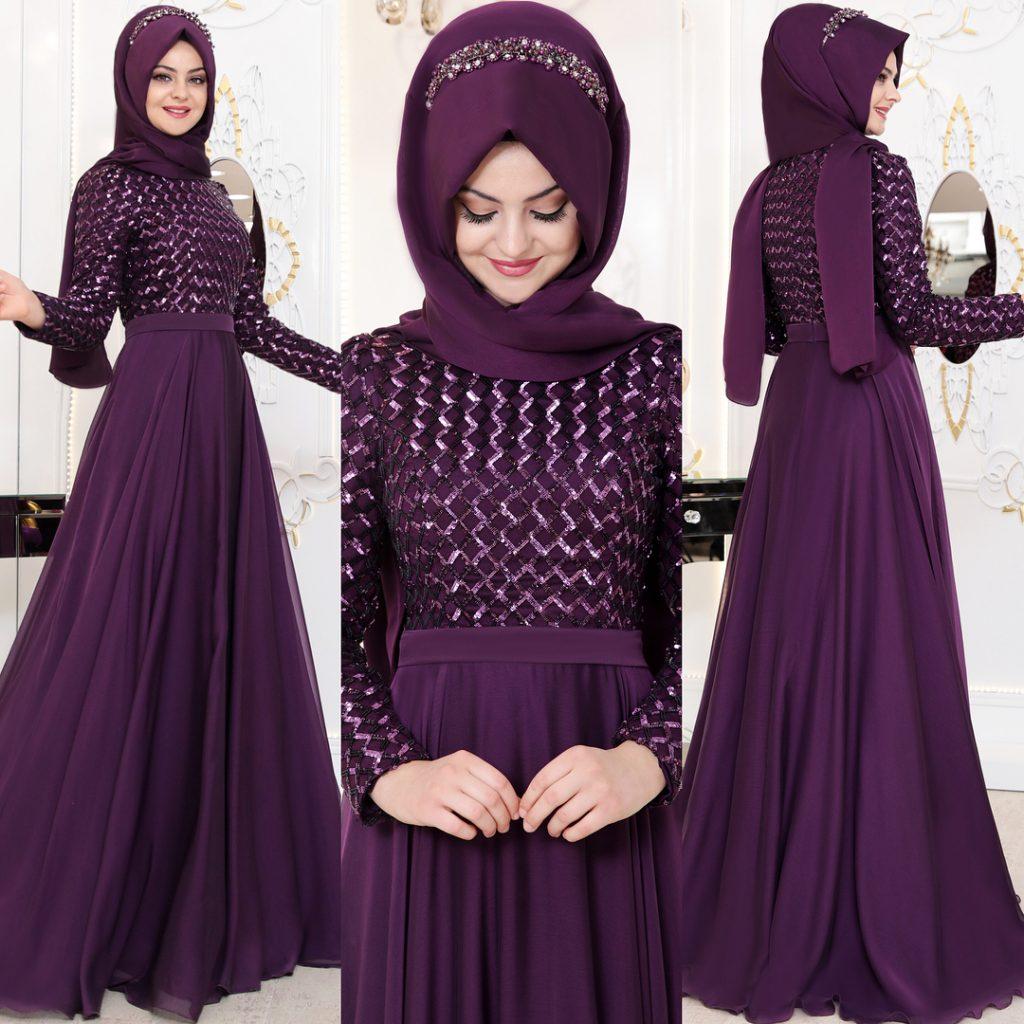 2018 En Yeni Pinar Sems Abiye Elbise Modelleri 1