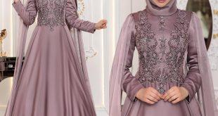 2018 En Yeni Pinar Sems Abiye Elbise Modelleri 10