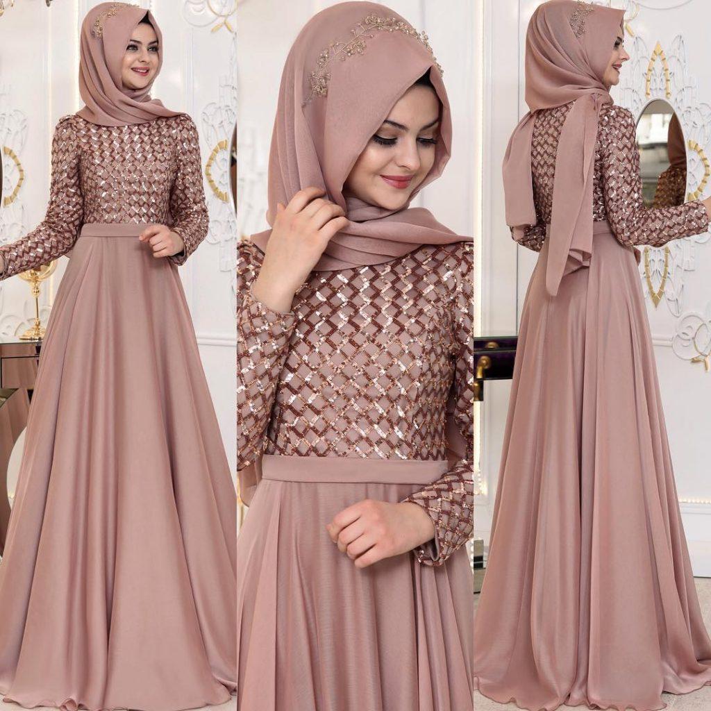 2018 En Yeni Pinar Sems Abiye Elbise Modelleri 1024x1024 - Tesettür Elbise