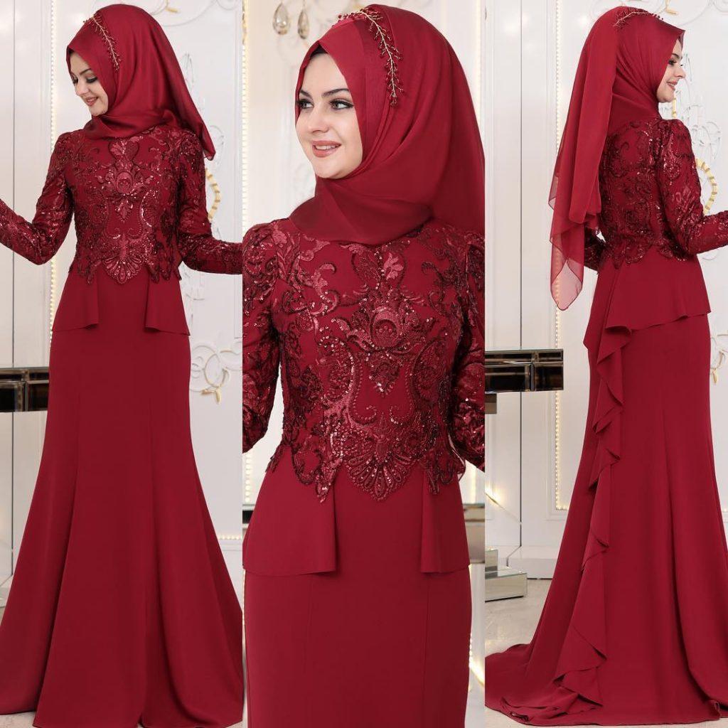 2018 En Yeni Pinar Sems Abiye Elbise Modelleri 16