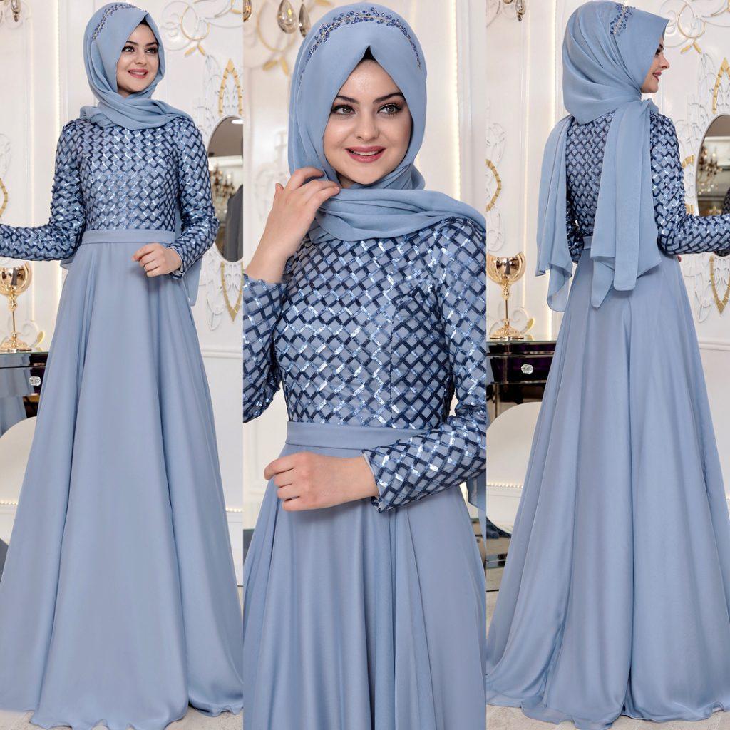 2018 En Yeni Pinar Sems Abiye Elbise Modelleri 4 1024x1024 - 2018 Tesettürlü Söz Abiye Elbise Modelleri