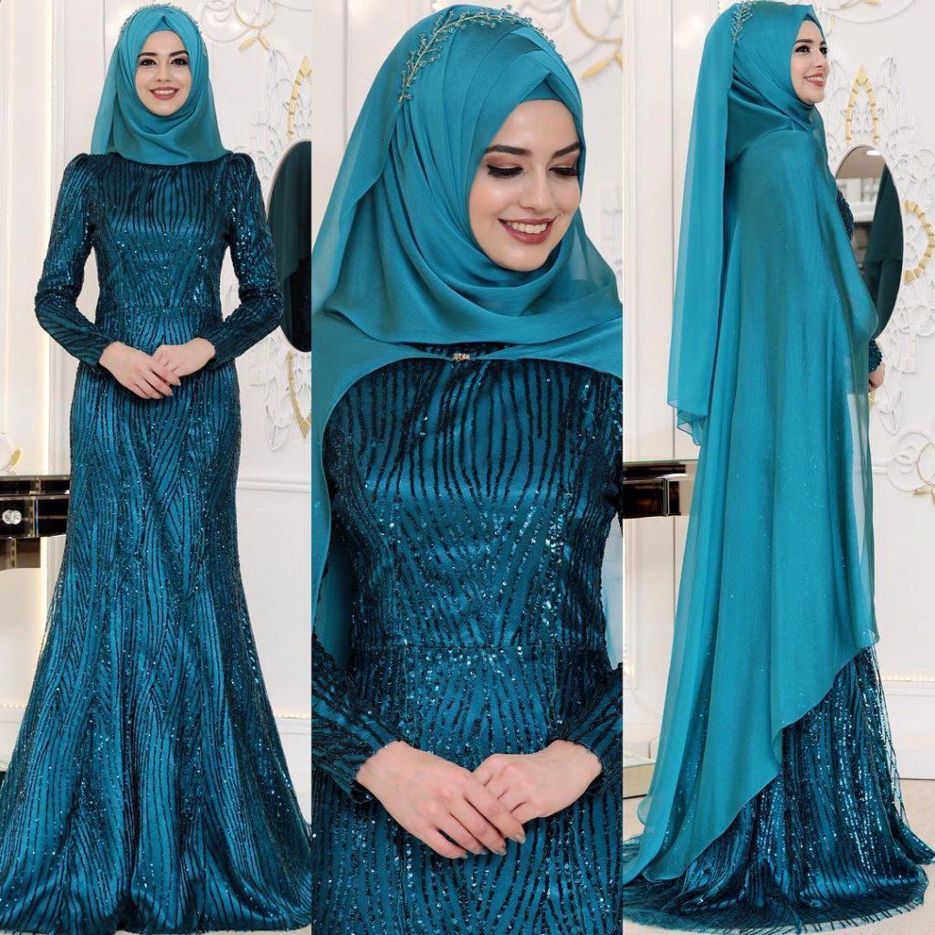 2018 En Yeni Pinar Sems Abiye Elbise Modelleri 5 1024x1024 - 2018 Tesettürlü Söz Abiye Elbise Modelleri