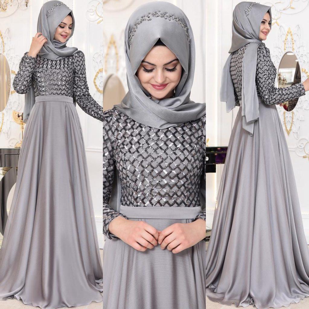 2018 En Yeni Pinar Sems Abiye Elbise Modelleri 8