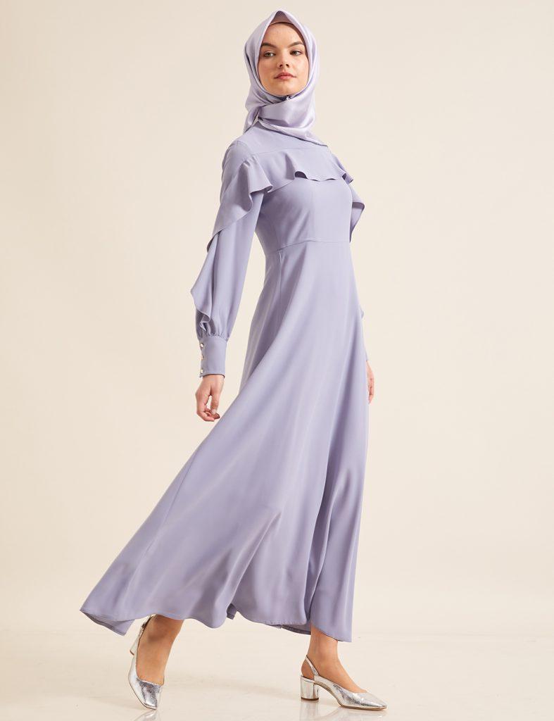 2018 Kayra Tesettur Abiye Elbise Modelleri 1 787x1024 - 2018 Kayra Tesettür Abiye Elbise Modelleri