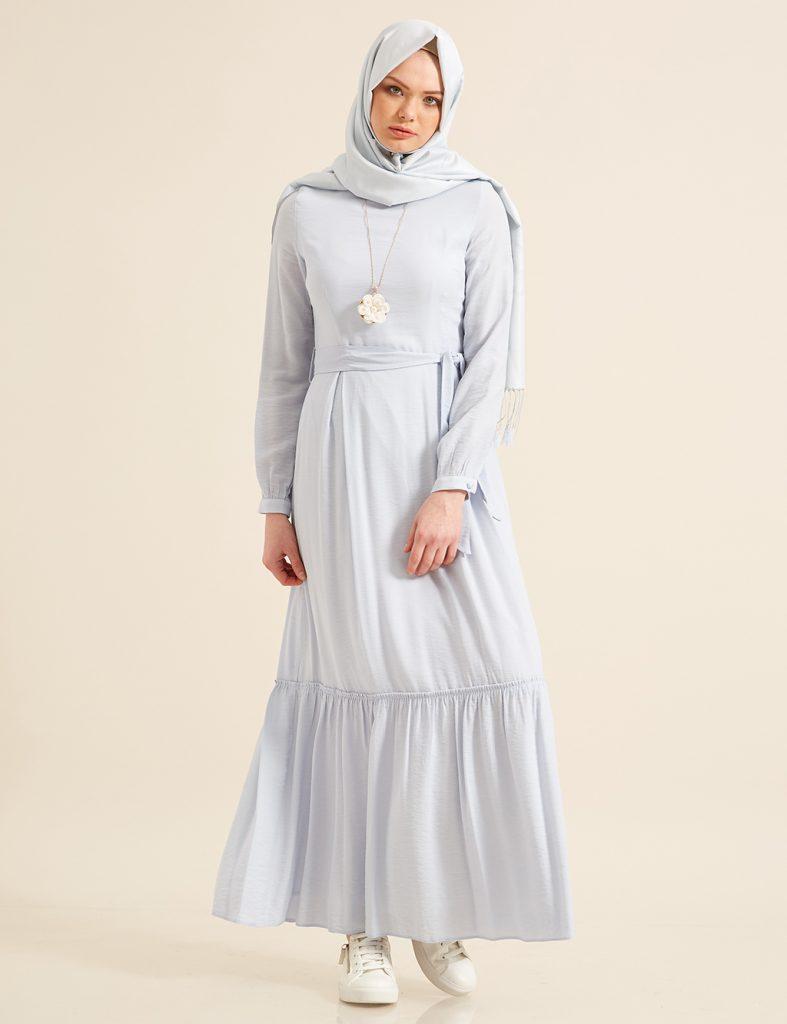 2018 Kayra Tesettur Abiye Elbise Modelleri 2