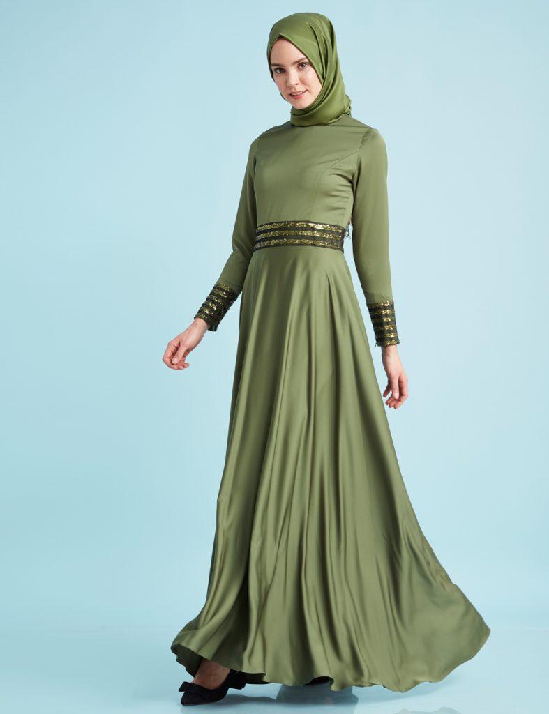 2018 Kayra Tesettur Abiye Elbise Modelleri 4 787x1024 - 2018 Kayra Tesettür Abiye Elbise Modelleri