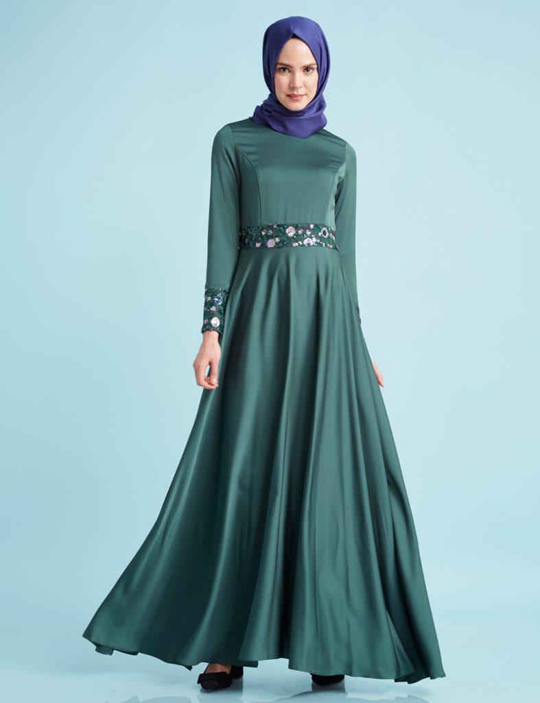 2018 Kayra Tesettur Abiye Elbise Modelleri 5 787x1024 - 2018 Kayra Tesettür Abiye Elbise Modelleri