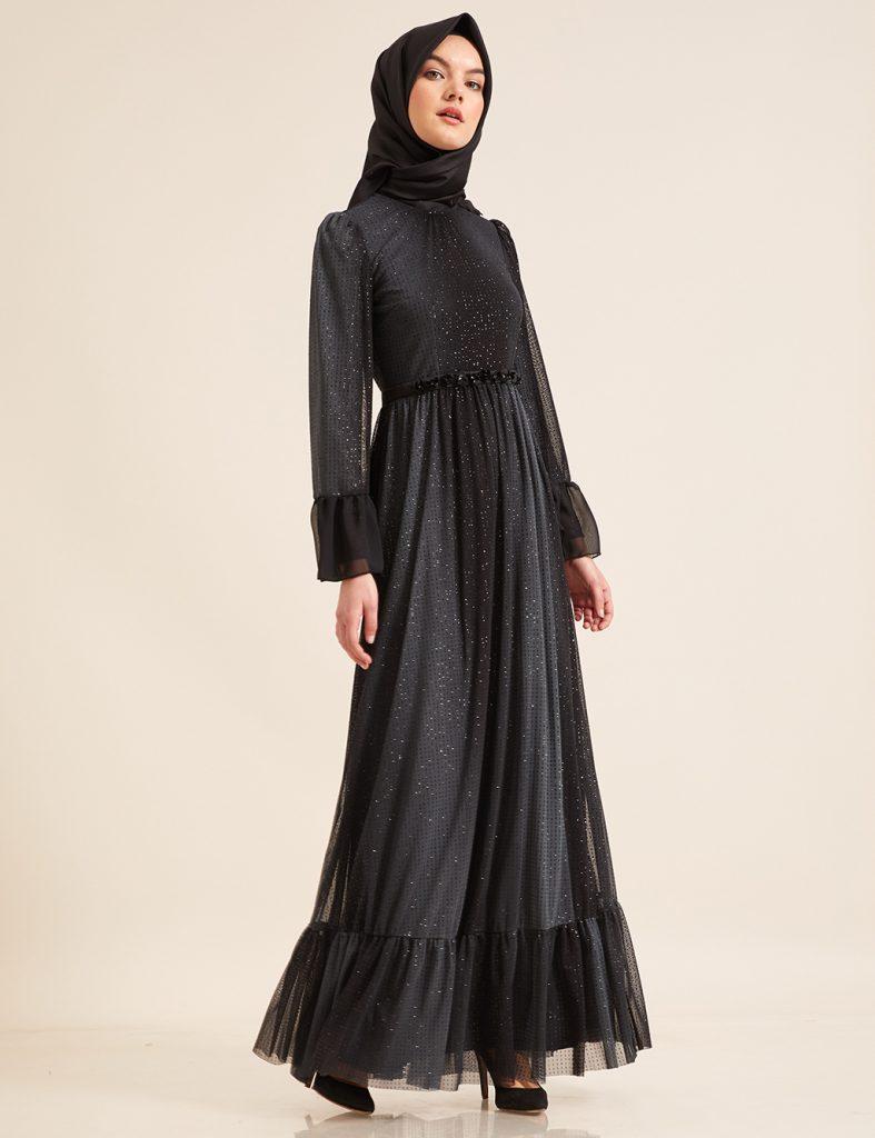 2018 Kayra Tesettur Abiye Elbise Modelleri 6 787x1024 - 2018 Kayra Tesettür Abiye Elbise Modelleri