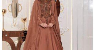 En Begenilen Tesettur Abiye Elbise pinar sems sura abiye bakir