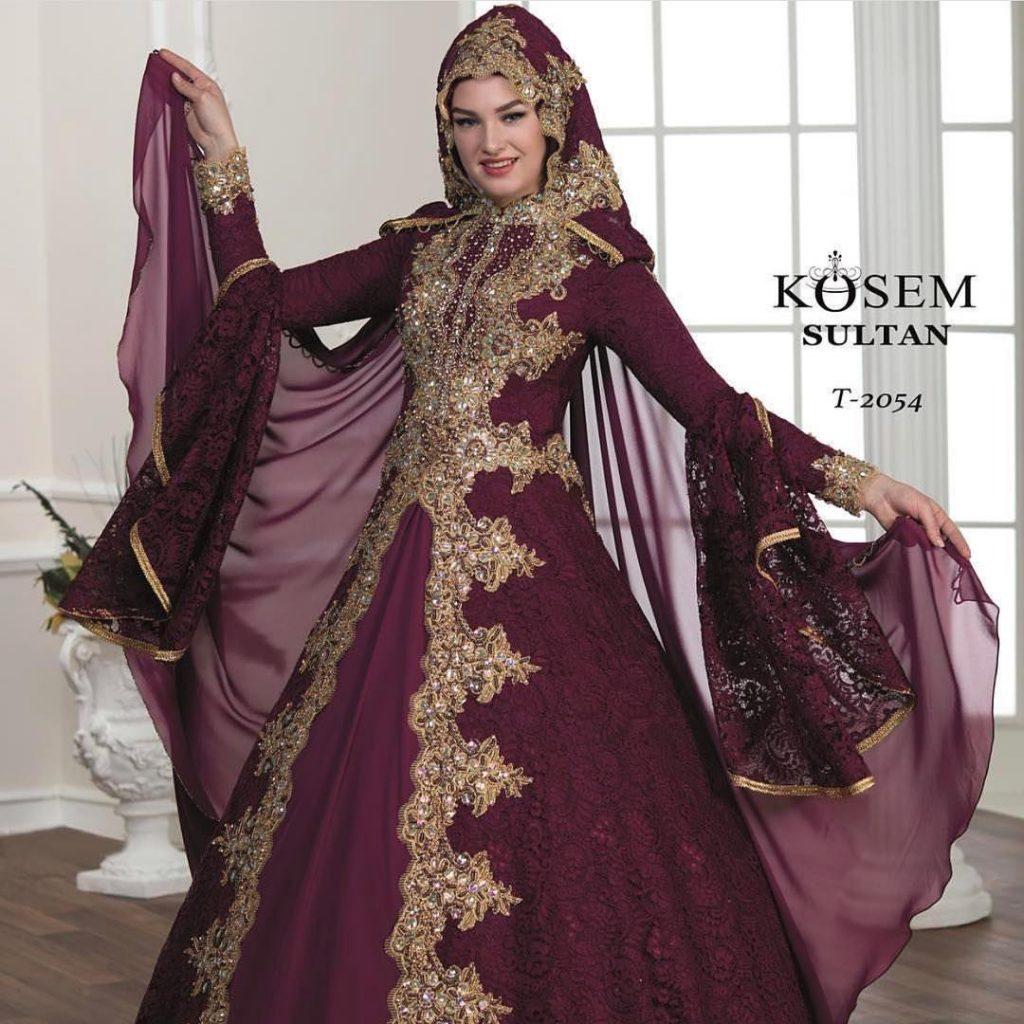 En Guzel Kina Abiye Elbise Trendleri