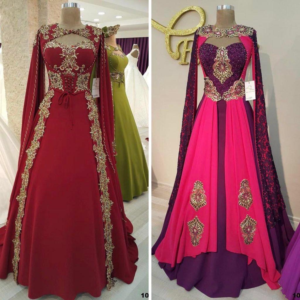 En Guzel Kina Abiye Elbise Trendleri 6