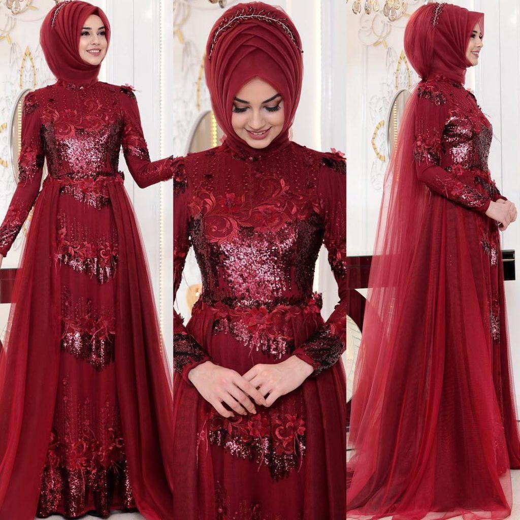 En-Sik-Pelerinli-Tesettur-Abiye-Elbise-Modelleri-4
