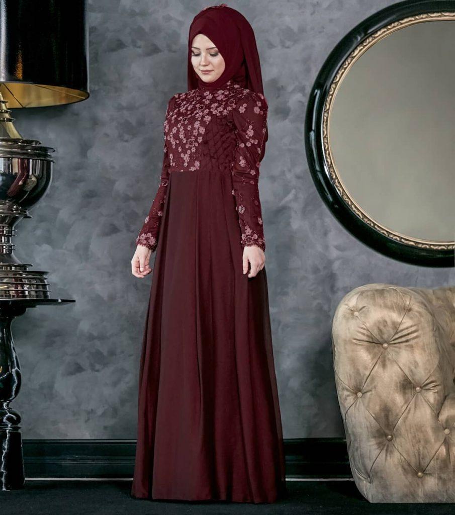 En Yeni An Nahar Abiye Elbise Modelleri 1