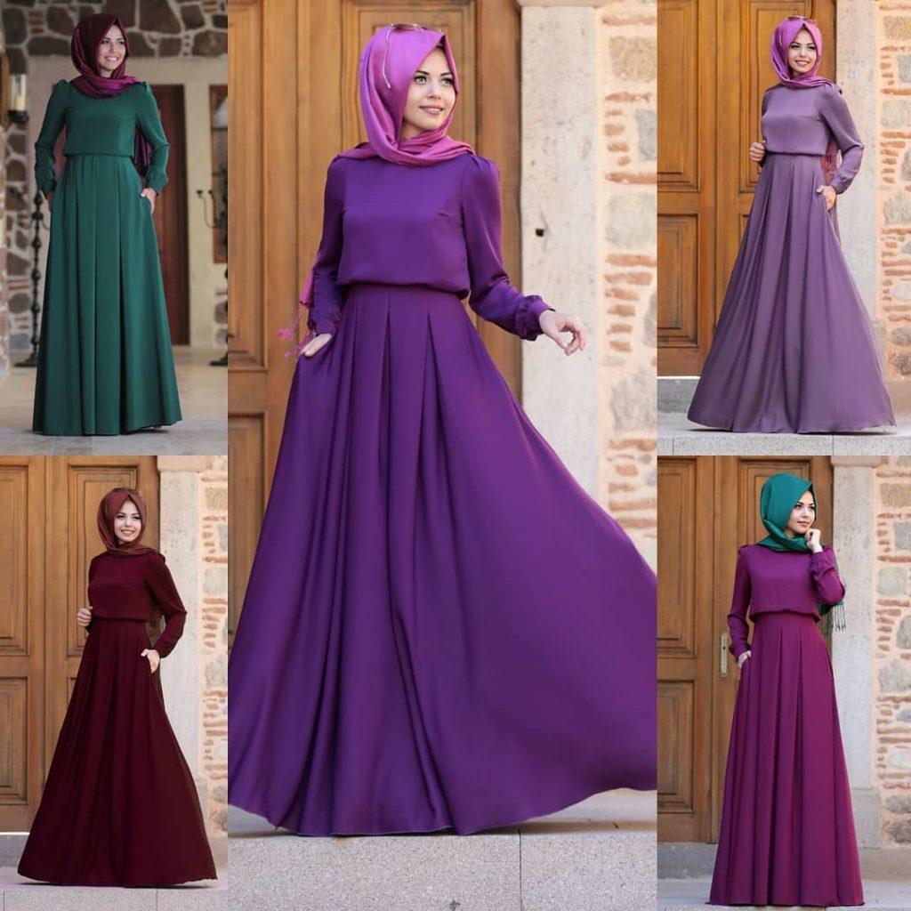En Yeni An Nahar Abiye Elbise Modelleri 3