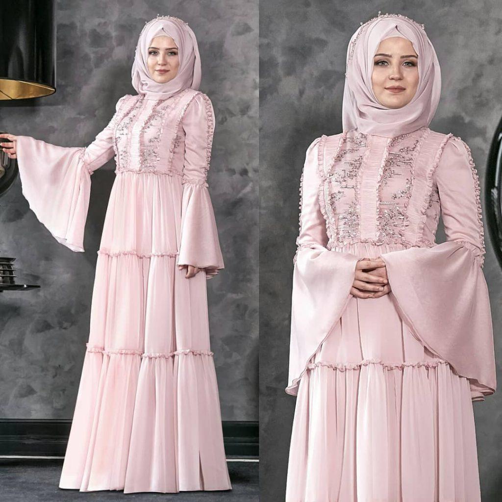 En Yeni An Nahar Abiye Elbise Modelleri 7