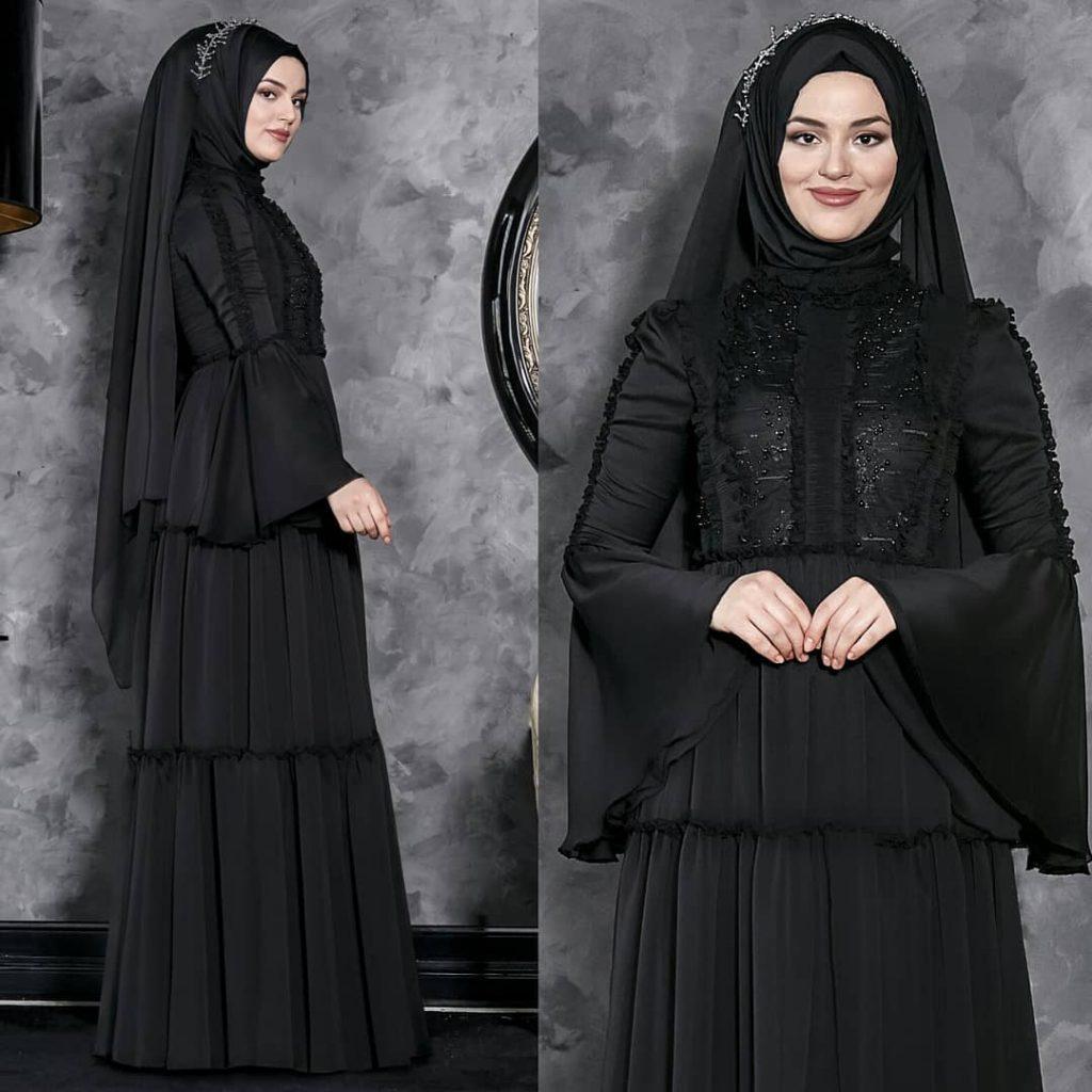 En Yeni An Nahar Abiye Elbise Modelleri 8