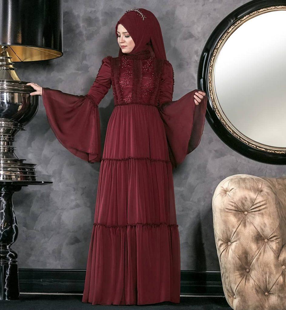 En Yeni An Nahar Abiye Elbise Modelleri 9