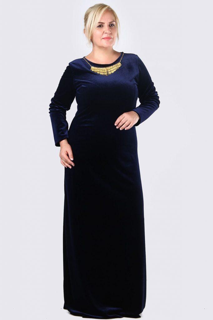 Patirti.com Buyuk Beden Abiye Elbise Modelleri 7
